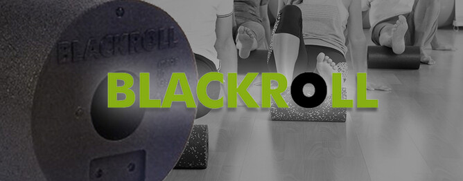 blackroll and self myofascial release