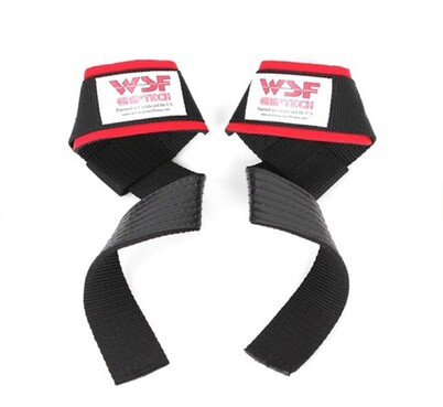 world standard fitness lifting straps