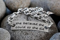 Lisa Tamati Motivational Bracelet