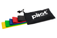 Pivot Fitness Mini Bands