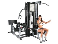 Bodycraft X2 - Commercial Multi-Stack Gym