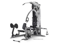 Bodycraft GXP Commercial Gym with Leg Press