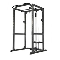 Bodyworx LU475PC Deluxe Light Commercial Power Cage + Adjustable Pulley