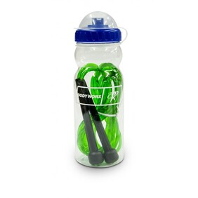 Bodyworx Skipping Rope and Water Bottle