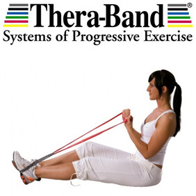 Theraband Assist Strap for Theraband Bands and Tubing