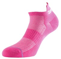ULTIMATE TACTEL® TRAINER SOCK - PINK