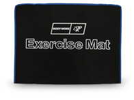 Bodyworx Tri-Fold Yoga and Pilates Mat with Strap